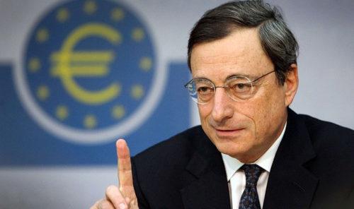 ЕЦБ Марио Драги