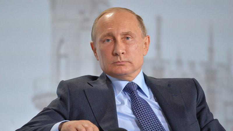 Путин о биткоине и криптовалюте